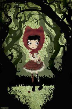 Lost in a forest by mairimart.deviantart.com on @deviantART