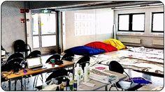 workshop floor