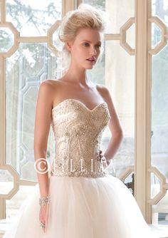 Jillian Bridal Collection Style 96820