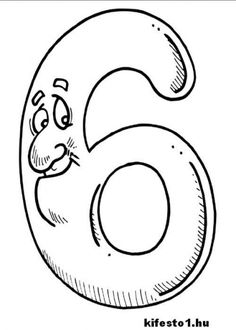 numbers coloring pages, free coloring print pages, geometric coloring pages Free Coloring, Coloring Pages For Kids, Coloring Sheets, Colouring, Todays Number, Geometric Coloring Pages, I Am Number, Number Art, Printable Numbers