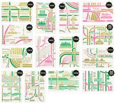 Silkscreen Postcard  98 × 148mm  Hand Printed on Insize Modigliani (Italy) 360gsm    시티 레일웨이 시스템 디자인을 실크스크린으로 표현한 포스트카드입니다.  두께감 있는 수입지에 핸드프린트된 노선도 그래픽이 인상적입니다.   액자에 넣어 인테리어 장식으로 활용이 가능합니다.     Available for NYC, Tokyo, Seoul, London, Paris, Barcelona, Osaka and Hokkaido