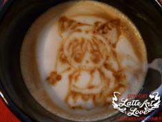 Latte Art - Puchiko (Digi Charat)