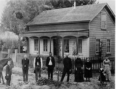 City of Norwalk, California - City Hall The Lillian Hungerford Brown House, built in 1883 in the southeast corner of Norwalk, known then as the Carmenita area. Norwalk California, California City, California History, Old Images, Pictures Images, Old Photos, Vintage Photos, Brown House, House Built