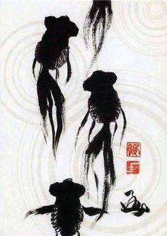 Fish ~ Ryusuke Fukahori, JAPAN _____________________________ Reposted by Dr. Veronica Lee, DNP (Depew/Buffalo, NY, US)