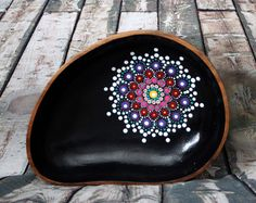 Ara große Juwel Drop Mandala Schüssel