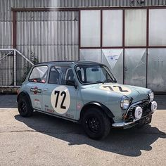 Finally back on track, I missed you all 🚙💨 From now on I will keep you posted on my races, adventures and roadtrips! Mini Cooper Classic, Classic Mini, Classic Cars, Rover Mini Cooper, Austin Mini, Mini Uk, Mini Morris, Cafe Racing, Auto Racing
