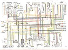 honda cg125 wiring diagram single cylinder engine jpg 1600 827 rh pinterest co uk V-Twin 1000 V-Twin 1000