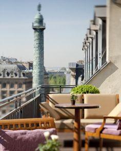 Park Hyatt, 5 rue de la Paix, Paris II