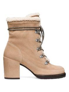 53da73d37d3572 Stuart Weitzman Yukon Hiking Boots