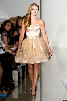 Duck Dynasty's Sadie Robertson Sadie Robinson Live Original fashion line collaboration with Sherri Hill