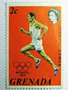 Grenada - Olympic Games Stamp