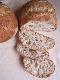 Flaxseed Heaven (sourdough, of course!) – Northwest Sourdough [[great video and description in the C class]]