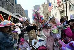 Easter Parade Festive hats and crazy costumes fill streets of New York City Easter Parade New York, New York Street, New York City, Crazy Costumes, City Gallery, Perfect Model, My Kind Of Town, Billy Joel, The New Yorker