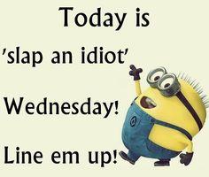 Wednesday funny