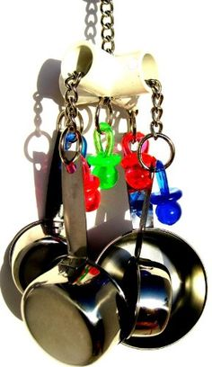 Clacker Bird Toy Parrot Cage Toys Cages African Grey Amazon Conure Cockatoo Bonka Bird Toys http://smile.amazon.com/dp/B00GX4GCZE/ref=cm_sw_r_pi_dp_y2l-ub0S2HQ5T