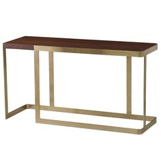 Allan Copley Designs Caroline Console Table