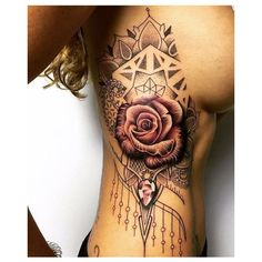 45 Best Shoulder Tattoos for Women in 2016 ❤ liked on Polyvore featuring accessories