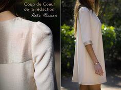 ©Les ateliers de Camille - Collection Capsule Mariage Civil - Roba Manon - leblogdemadamec.fr