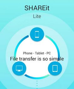 SHAREit Apk Download for Android Phone/Tablet or PC From Here. Download Latest Version of SHAREit APK 3.8.25