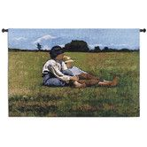 Found it at Wayfair - Boys In the Pasture by Winslow Homer Tapestry