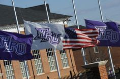 Flags Lowered to Honor John F. Kennedy High Point University | High Point University | High Point, NC