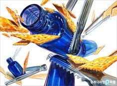 Colorful Drawings, Art Drawings, Sneakers Wallpaper, Art Club, Geometric Art, Copic, Coloring Books, Painting, Blog