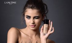 @Sephora TV presents Introducing The Teint Idole Ultra Long Wear Foundation by Lancôme featuring Taylor Hill #sephora