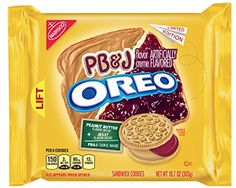 If you're looking for a family of Oreo Connoisseurs, look no further. Since I have know Mr Davis he has been a lover of Oreos. When we were first married I would judgily stare at him at nig… Cheetos Flavors, Weird Oreo Flavors, Pop Tart Flavors, Cookie Flavors, Jelly Cookies, Oreo Cookies, Oreos, Gourmet Recipes, Snack Recipes