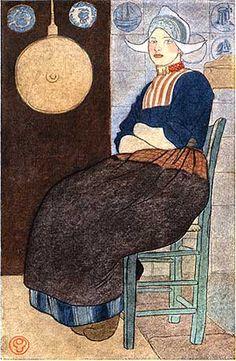 Edward Penfield illustrator