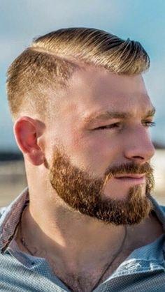 Hot Ginger Men, Ginger Beard, Beard Styles For Men, Hair And Beard Styles, Hairy Men, Bearded Men, Men Beard, Redhead Men, Beard Look