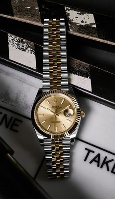The Datejust written, directed and produced by Rolex. The Datejust written, directed and produced by Rolex. Rolex Watches For Men, Seiko Watches, Luxury Watches For Men, Wrist Watches, Best Watches For Men, Rolex Datejust Ii, Rolex Gmt, Vintage Rolex, Vintage Watches
