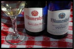 i want blumenhof's blue bottles in a sunny window someday. take some of my childhood with me where i go.
