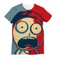 T-shirt MORTY : Rick & Morty
