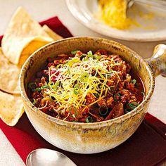 Super Bowl recipes: Low-fat Chicken Chili
