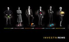 Nouvelle campagne de communication Invest in Reims