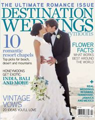 Destination Weddings Magazine provides an interactive map, letting you choose the perfect location for you!