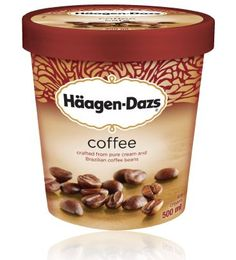 Häagen-Dazs is an ice cream brand, established by Reuben and Rose Mattus in the Bronx, New York, in 1961. Description from imgarcade.com. I searched for this on bing.com/images