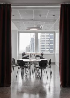 Workspace Design, Lounge, Layout, Studio, Architecture, Furniture, Home Decor, Airport Lounge, Arquitetura