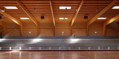 Maceda Sport Building / ArchiTailors