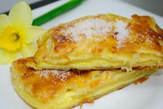 placinta-cu-branza-prezentare Romanian Food, Romanian Recipes, French Toast, Sandwiches, Food And Drink, Sweets, Breakfast, Health, Ethnic Recipes