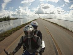 Ist, Moto e Paraglider: 41° dia: de Rio Branco a Ariquemes