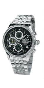 Ανδρικό Ρολόι Αυτόματο COBRA με μπρασελέ Rolex Watches, Watches For Men, Casio Watch, Accessories, Men's Watches, Jewelry Accessories