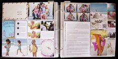 project life scrapbooking binder, some really great ideas to explore.