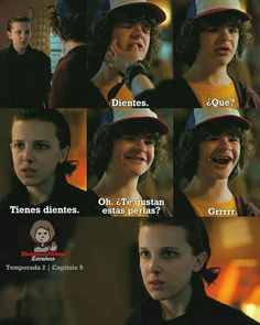 Read from the story Memes de Stranger Things by softxrw (( ͡°ᴥ ͡° ʋ)) with reads. What Is Stranger Things, Stranger Things Netflix, Memes Br, Funny Memes, Starnger Things, Saints Memes, Don T Lie, Best Series, Fangirl