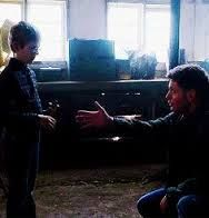 "Timmy and Dean ||| Supernatural 9x07 ""Bad Boys"""
