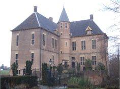 Vorden Castle where I got married once...