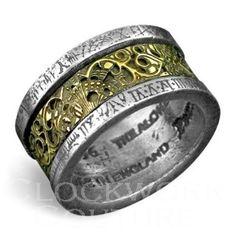 Groom ring