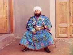 Czarist Russia in Color