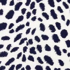Leopard Path - Navy Blazer - White fabric made out of linen and cotton decorated with simple leopard print in colour navy blue from Robert Allen Fabric Textures, Textures Patterns, Leopard Wallpaper, Robert Allen, White Fabrics, Beautiful Space, Colored Blazer, Picture Quotes, Making Out