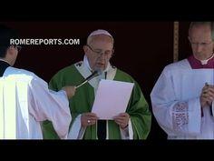 Papa en Ángelus: Pido que cese la violencia contra sacerdotes mexicanos - ROME REPORTS